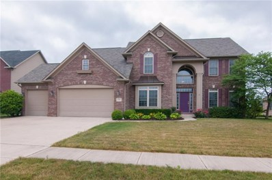 1760 Saratoga Drive, Greenwood, IN 46143 - #: 21574323