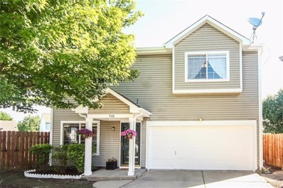 540 Mountain Pine Drive, Greenwood, IN 46143 - #: 21574444