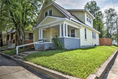 1804 S Delaware Street, Indianapolis, IN 46225 - #: 21574450
