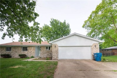 4801 Guthrie Drive, Indianapolis, IN 46221 - MLS#: 21574481