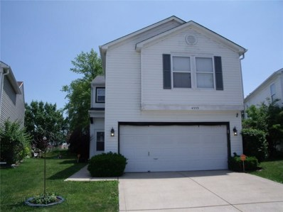4553 Connaught East Drive, Plainfield, IN 46168 - #: 21574539