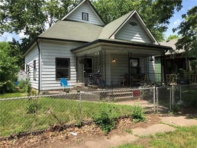 1442 Blaine Avenue, Indianapolis, IN 46221 - MLS#: 21574591
