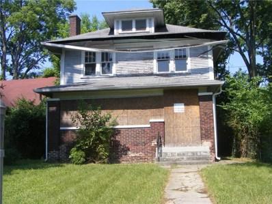 3428 N Kenwood Avenue, Indianapolis, IN 46208 - #: 21574648