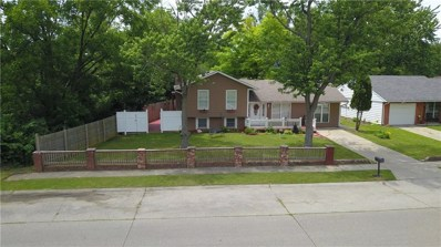 4302 Burrwood Drive, Indianapolis, IN 46235 - #: 21574676