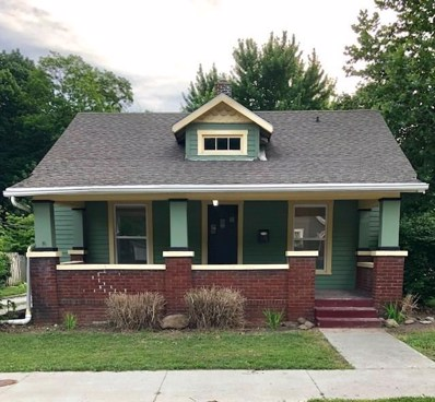 817 S Grant Avenue, Crawfordsville, IN 47933 - MLS#: 21574683