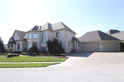 4509 Heather Wood Boulevard, Greenwood, IN 46143 - #: 21574775