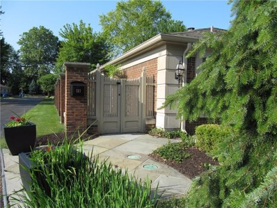 521 Bent Tree Lane, Indianapolis, IN 46260 - #: 21574798