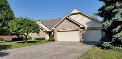 4600 W Hunters Ridge Lane, Greenwood, IN 46143 - #: 21574803
