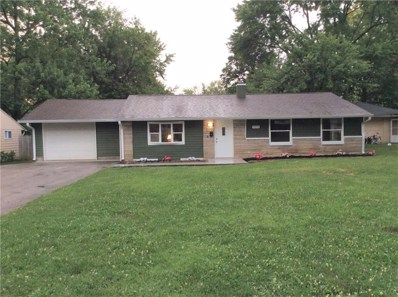 5894 Meadowlark Drive, Indianapolis, IN 46226 - #: 21574844