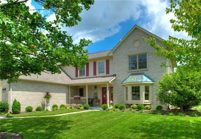 4838 Ashbrook Drive, Noblesville, IN 46062 - #: 21574867