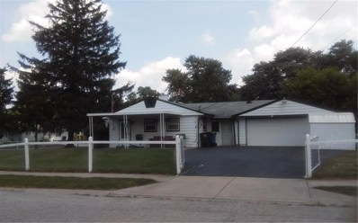 7301 Twin Beech Drive, Lawrence, IN 46226 - MLS#: 21574873