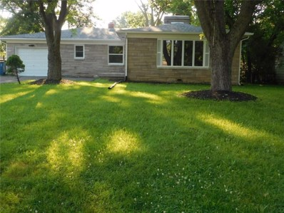 4621 David Street, Lawrence, IN 46226 - MLS#: 21574984