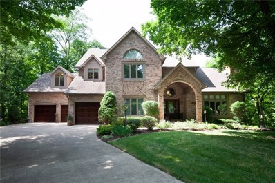 5538 Woodacre Court, Indianapolis, IN 46234 - MLS#: 21575051