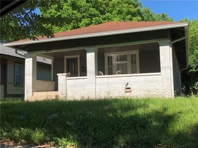 1222 N Rural Street, Indianapolis, IN 46201 - MLS#: 21575071