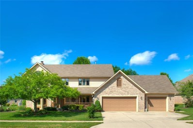 9411 Pinecreek Drive, Indianapolis, IN 46256 - MLS#: 21575075