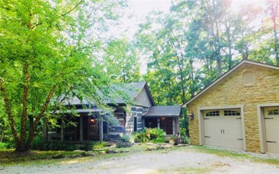 1651 Jackson Branch Ridge Road, Nashville, IN 47448 - MLS#: 21575084