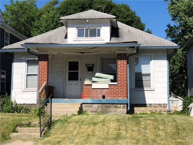 206 N Gray Street, Indianapolis, IN 46201 - #: 21575102