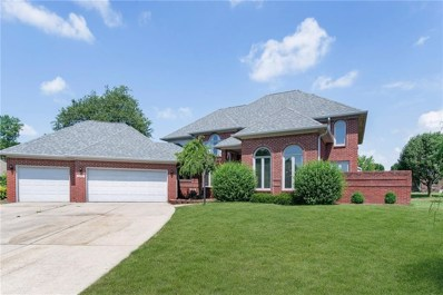 8845 Rodeo Court, Indianapolis, IN 46217 - #: 21575177