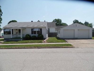 100 S Pine Street, Crawfordsville, IN 47933 - MLS#: 21575216
