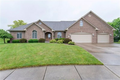4140 S Seifert Court, New Palestine, IN 46163 - MLS#: 21575217