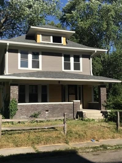 3512 N Kenwood Avenue, Indianapolis, IN 46208 - #: 21575219
