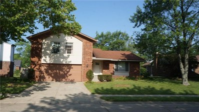 4916 Dancer Drive, Indianapolis, IN 46237 - #: 21575259