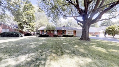 8271 Forest Lane, Indianapolis, IN 46240 - #: 21575262
