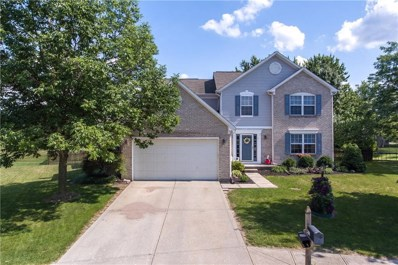 873 Country Walk Court, Brownsburg, IN 46112 - #: 21575324