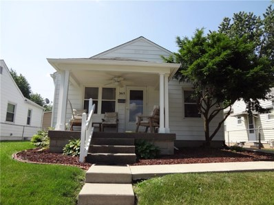 3613 Spann Avenue, Indianapolis, IN 46203 - #: 21575346