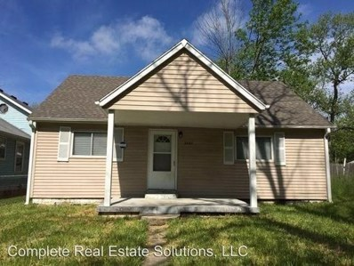 3020 S Roena Street, Indianapolis, IN 46241 - MLS#: 21575392