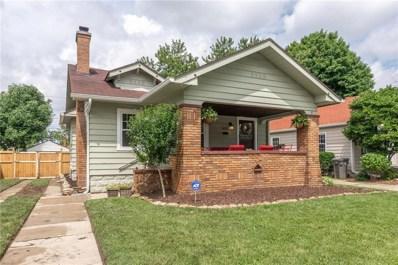 1410 N Bosart Avenue, Indianapolis, IN 46201 - #: 21575422