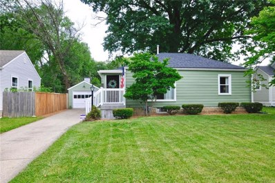 1618 E 52nd Street, Indianapolis, IN 46205 - #: 21575443