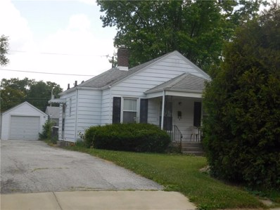 1448 N Wallace Avenue, Indianapolis, IN 46201 - #: 21575452