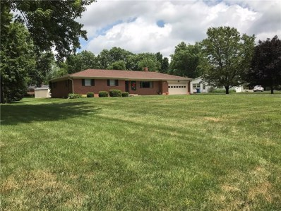 1216 Navajo Trail  West Drive Drive, Indianapolis, IN 46260 - #: 21575456