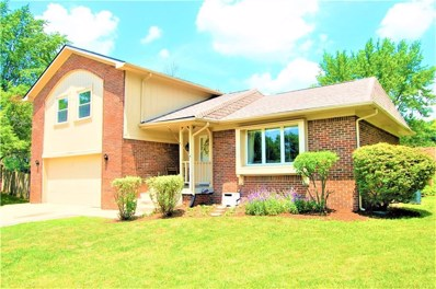5548 Whirlaway Lane, Indianapolis, IN 46237 - #: 21575516