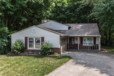 8203 Maple Leaf Court, Indianapolis, IN 46268 - #: 21575536
