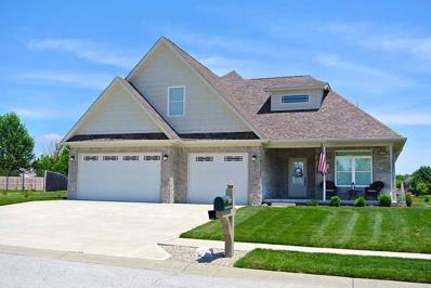 2057 Saunders Field Drive, Avon, IN 46123 - #: 21575646