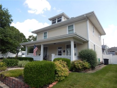 659 E Boone Street E, Frankfort, IN 46041 - MLS#: 21575675