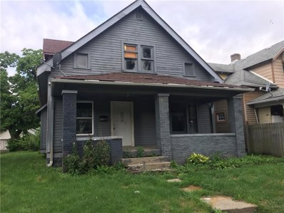 850 N Oakland Avenue, Indianapolis, IN 46201 - #: 21575696