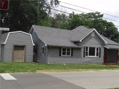 300 Hamilton Avenue, Franklin, IN 46131 - MLS#: 21575706