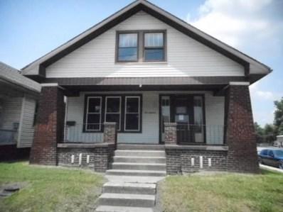 418 E Columbia Street, Evansville, IN 47711 - MLS#: 21575778