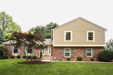 9034 Dewberry Court, Indianapolis, IN 46260 - #: 21575788