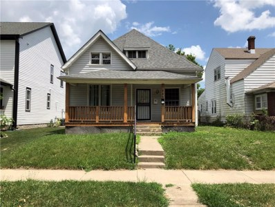 545 N Hamilton Avenue, Indianapolis, IN 46201 - MLS#: 21575804
