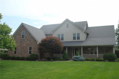 1201 Sandstone Court, Greenfield, IN 46140 - #: 21575868