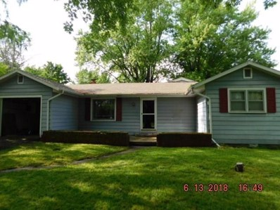 1968 W Railroad Street, New Castle, IN 47362 - #: 21575892