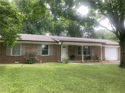 747 Chapel Hill Drive W, Indianapolis, IN 46214 - #: 21575914