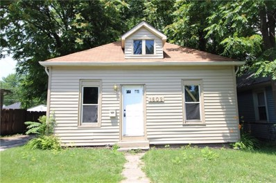 1602 E Gimber Street, Indianapolis, IN 46203 - MLS#: 21575923