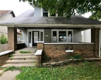 907 N Rural Street, Indianapolis, IN 46201 - #: 21575927