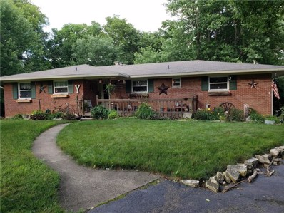 1739 Hickory Lane, Greenfield, IN 46140 - MLS#: 21575942