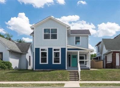 615 E Minnesota Street, Indianapolis, IN 46203 - #: 21575949